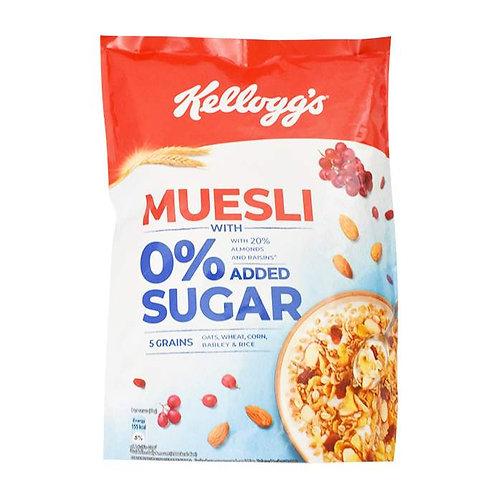 Kellogg's Muesli No Added Sugar : 500 gms