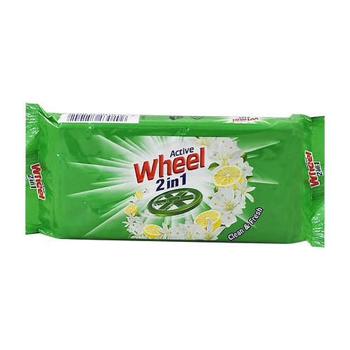 Wheel Active Bar : 240 gms