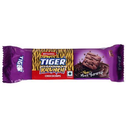 Britannia Tiger Krunch Choco Chips Cookies 64 g