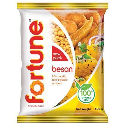 Fortune Superfine Besan 500 g