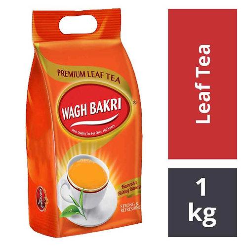 Wagh Bakri Premium Lesf Tea Pouch : 1kg
