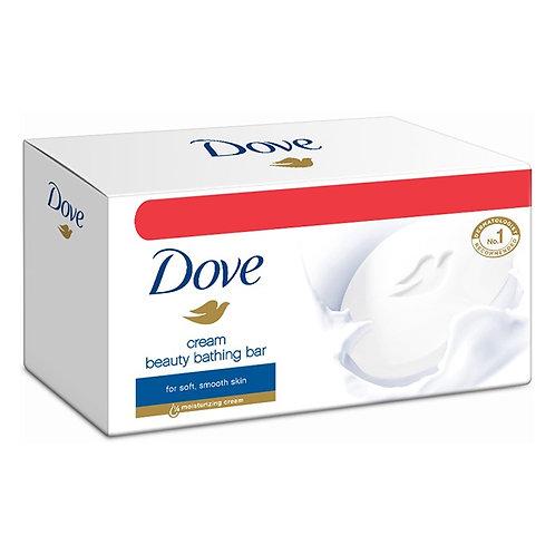 Dove Cream Beauty Bathing Bar : 4x100 gms