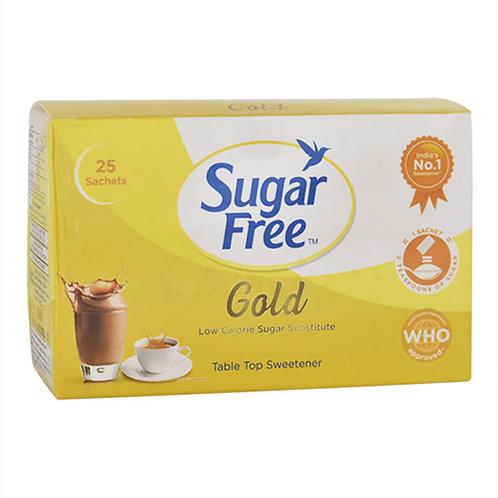 Sugar Free Gold Sachets : 25 Sachets
