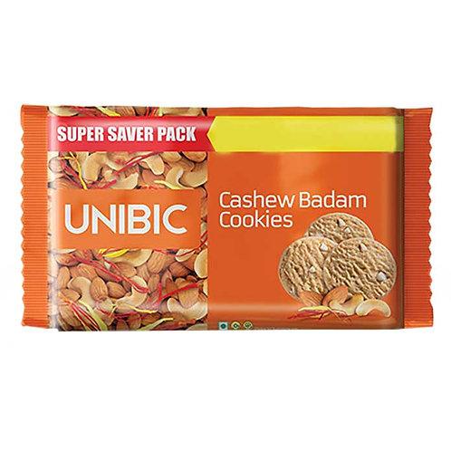 Unibic Cashew Badam Cookies : 500 gms
