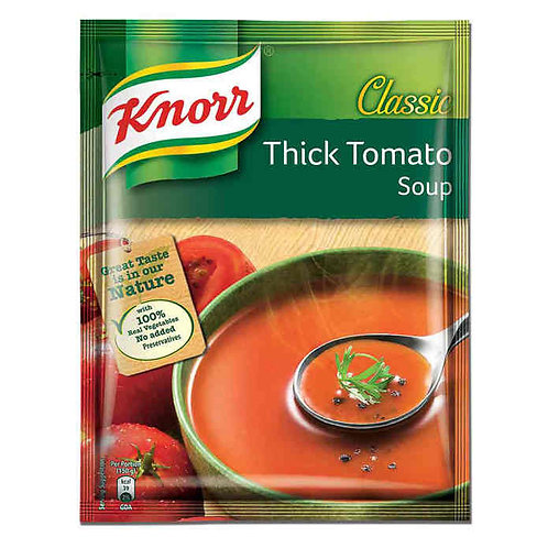 Knorr Classic Thick Tomato Soup : 53 gms