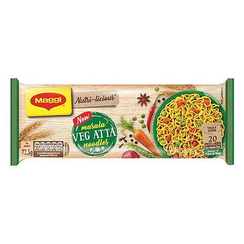Maggi Masala Veg Atta Noodles : 290 gms
