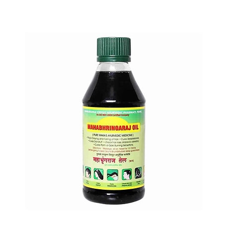 Mahabhringaraj  Ayurvedic Hair Oil 200ml