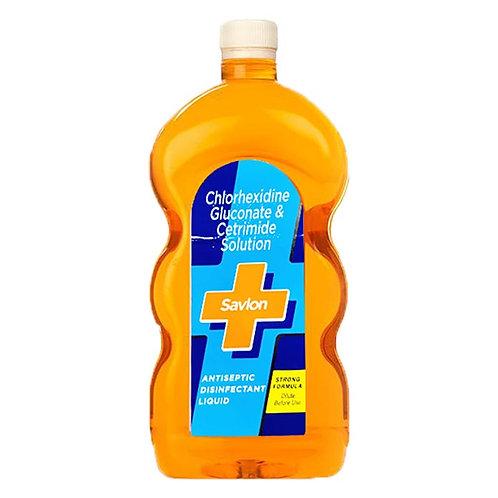 Savlon Antiseptic Disinfectant Liquid : 1 Litre