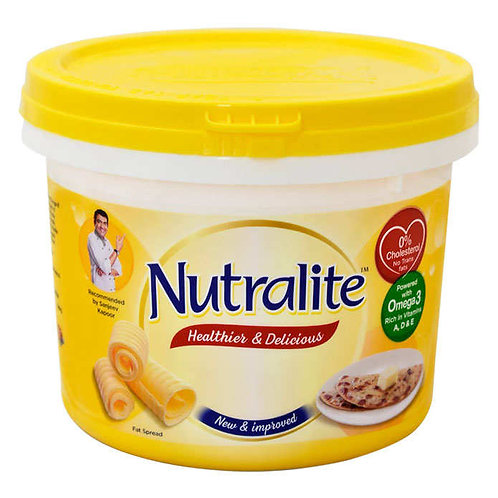 Nutralite Fat Spread Tub : 500 gms