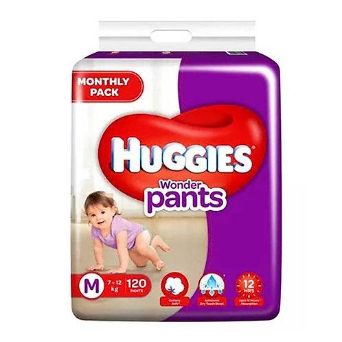 Huggies Wonder Pants - Medium : 120 U
