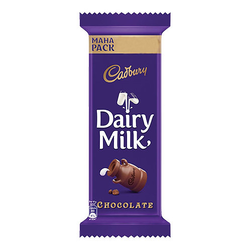 Cadbury Dairy Milk Chocolate : 50 gms