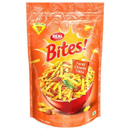 Real Snacks Falhari Teekha Chiwda 400 g