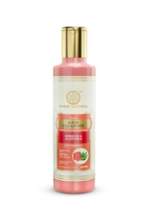Khadi Hair Cleanser Hibiscus & Alovera: 200 ml