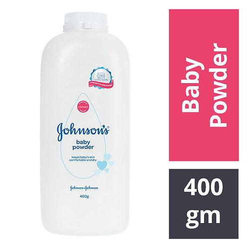 Johnson's Baby Powder : 400 gms