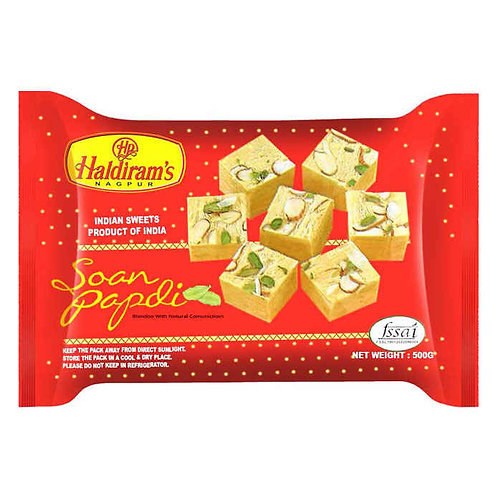 Haldiram's Soan Papdi : 500 gms