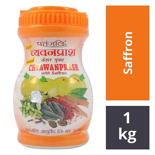 Patanjali Chyawanprash with Saffron : 1 kg