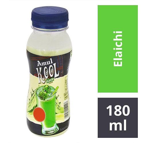 Amul Kool Elaichi Milk : 180 ml