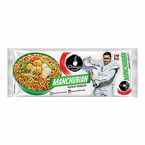 Ching's Manchurian Instant Noodles : 240 gms