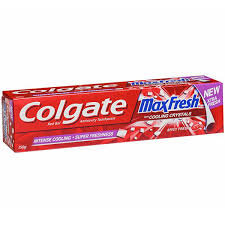 Colgate MaxFresh Cooling Crystal  300gm