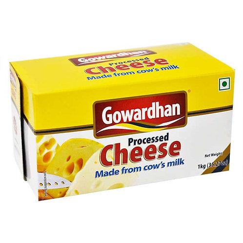 Gowardhan Processed Cheese : 1 kg