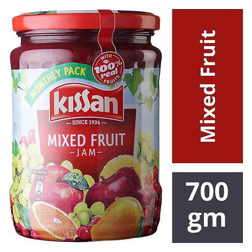 Kissan Mixed Fruit Jam : 700 gms