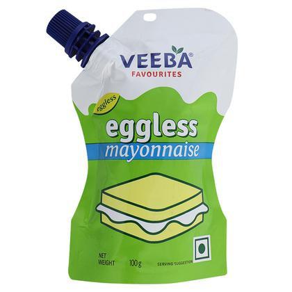 Veeba Eggless Mayonnaise 100 g (Pouch)