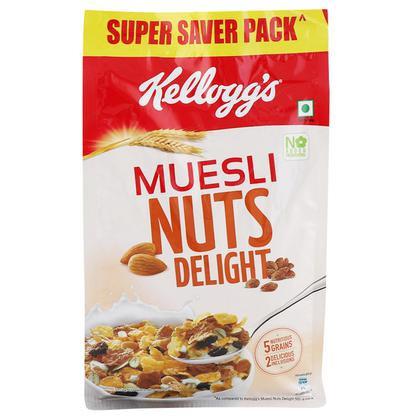 Kellogg's Nuts Delight Muesli 750 g