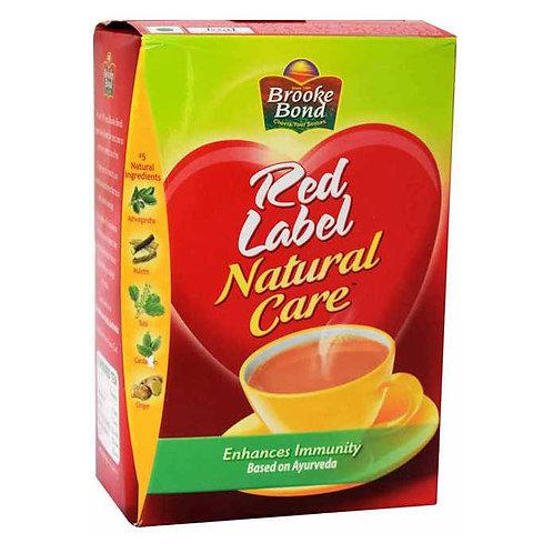 Brrooke Bond Red Label Natural Care Tea 500mgs