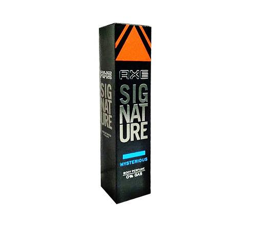 Axe Signature Mysterious Body Perfume: 122 ml