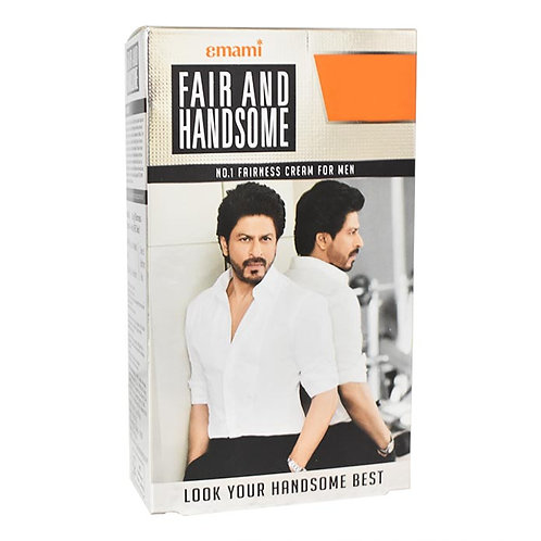 Emami Fair And Handsome Cream For Men : 60 gms