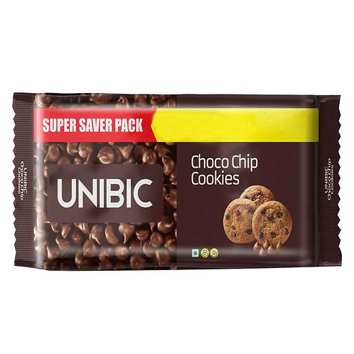 Unibic Choco Chip Cookies : 500 gms