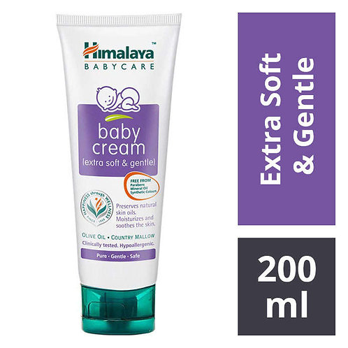 Himalaya Extra Soft & Gentle Baby Cream : 200 ml
