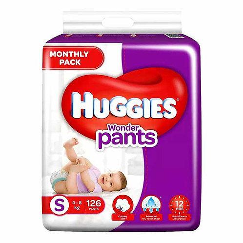 Huggies Wonder Pants - Small : 126 U