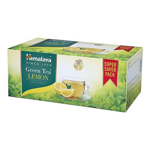 Himalaya Green Tea - Lemon : 60 Tea-Bags