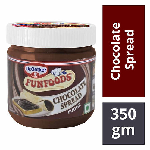Funfoods Chocolate Spread Fudge : 350 gms