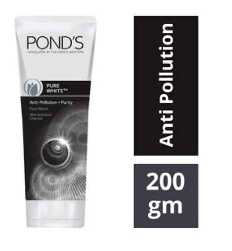 Ponds Anti-Pollution Face Wash