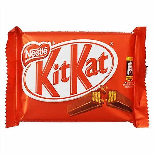 Nestle Kitkat Bar 4 Finger : 37.3 gms