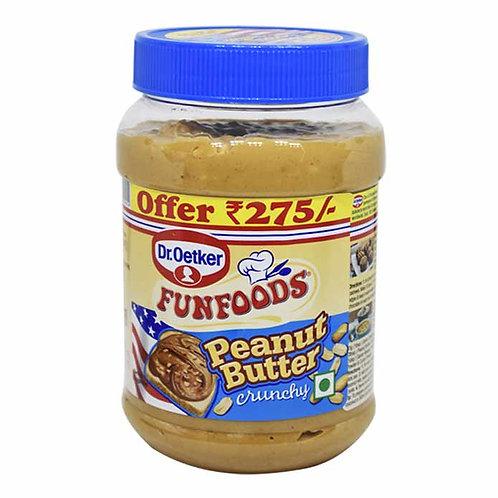 Funfoods Peanut Butter Crunchy : 925 gms