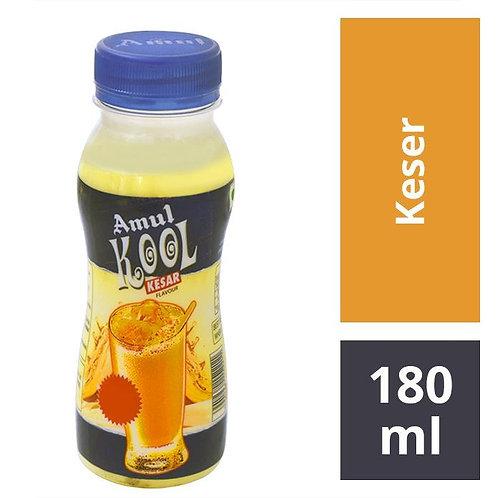 Amul Kool Kesar Milk : 180 ml