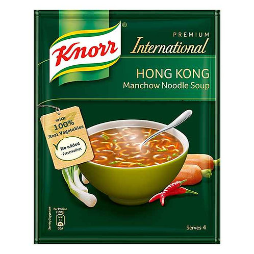 Knorr International Shanghai Hot & Sour Chicken Soup : 38 gms