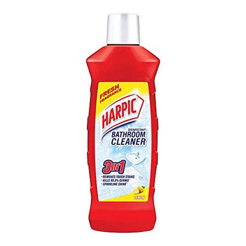 Harpic Bathroom Cleaner Lemon : 1 Litre
