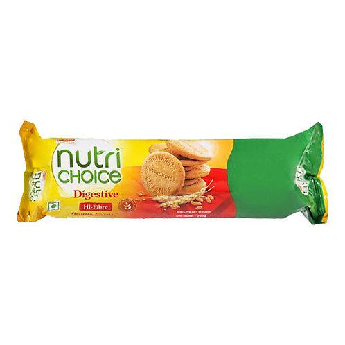 Britannia Nutri Choice Digestive Biscuits : 150 gms