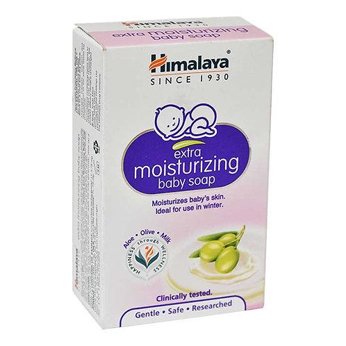 Himalaya Extra Moisturizing Baby Soap : 125 gms