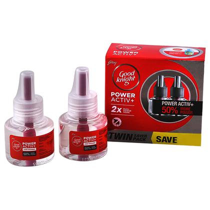Good Knight Advanced Activ Plus Refill 45 ml (Pack of 2)
