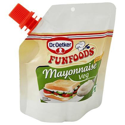 Funfoods Veg Mayonnaise 100 g (Pouch)