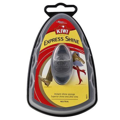 Kiwi Express Shine Neutral Instant Shine Sponge 7 ml