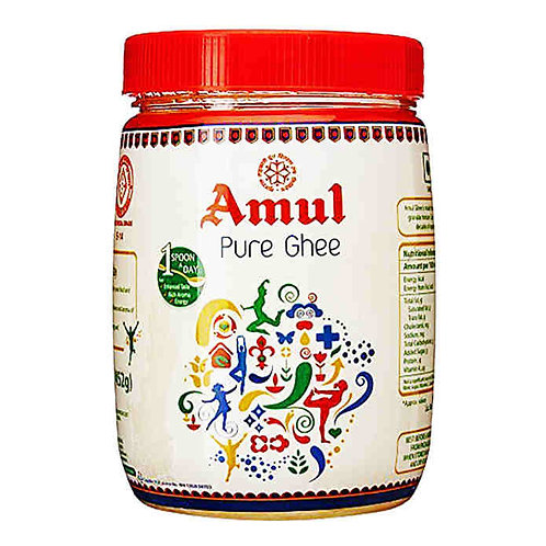 Amul Pure Ghee Jar : 500 ml