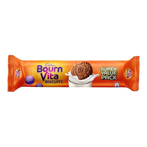 Cadbury Bournvita Chocolate Cookies : 120 gms