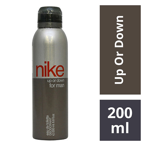 Nike Up Or Down Deodorant For Men : 200 m