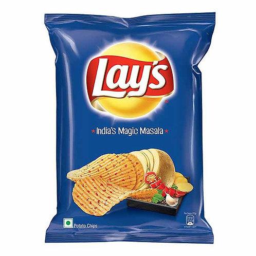 Lay's India's Magic Masala Chips : 90 gms